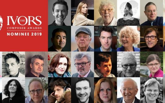 Invisible Cities shortlisted for an Ivors Award